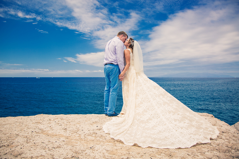 свадебная фотосессия на тенерифе прекрасная мода