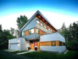 Leak-Doctor-exterior-siding-modern-home