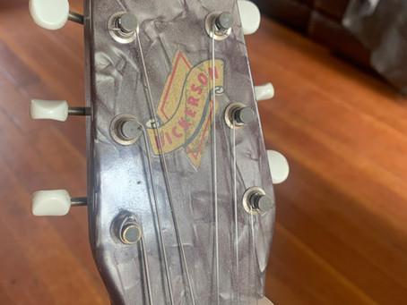 Dickerson Standard Lap Steel Guitar - 1940s