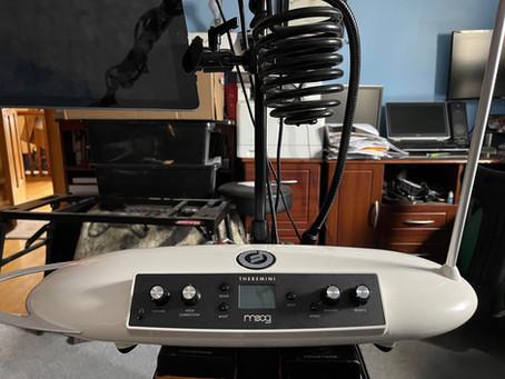 Introducing the Moog Theremini