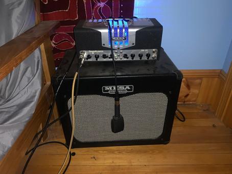 The Mesa Boogie TA-15