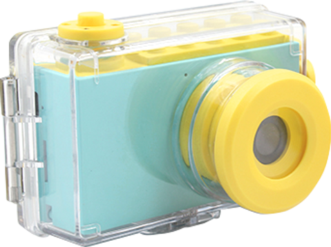 Myfirst Camera 2 - 8 MEGA PIXEL CAMERA FOR KIDS WITH WATERPROOF CASE