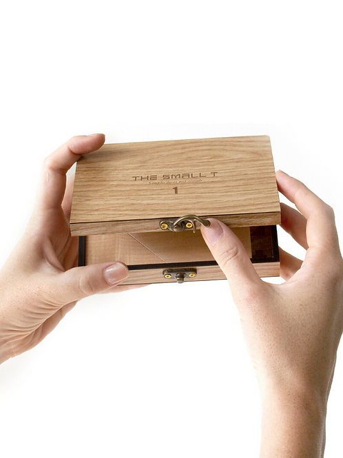 Brain Fitness Puzzle T1 - Jewelry box