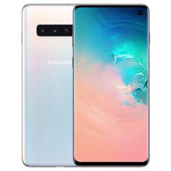 Samsung Galaxy S10 (Prism White)