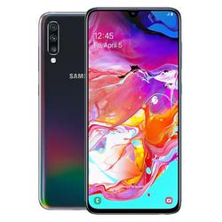 Samsung Galaxy A70 (Black)