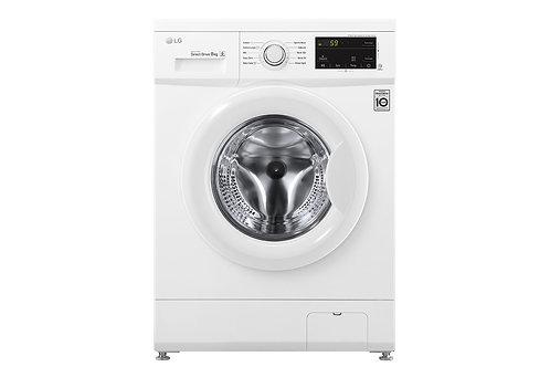 LG 8Kg Front Load Washer (WDMD8000WM)[ RM 77 x 36 bulan ]