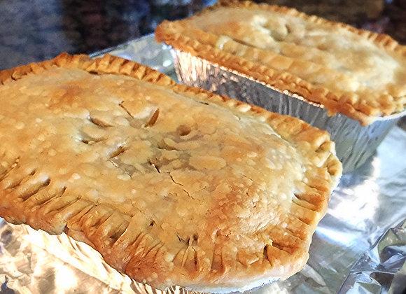 Individual Chicken Pot Pie (2 Pies)