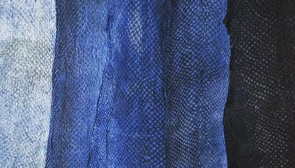 Tokushima indigo dye museum