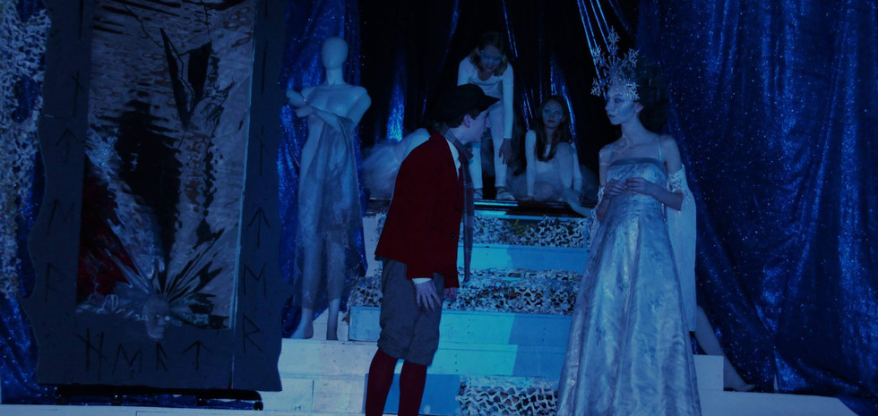 Kai, The Snow Queen, Ice Demons