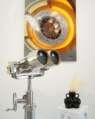 20x120 45° WWII Toko binoculars