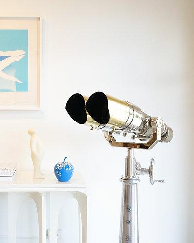 18.8x150mm-0deg - Nikko Original World War II Big Eye Binoculars