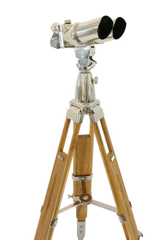 WWII 10x80 - 45° Flak Binocular