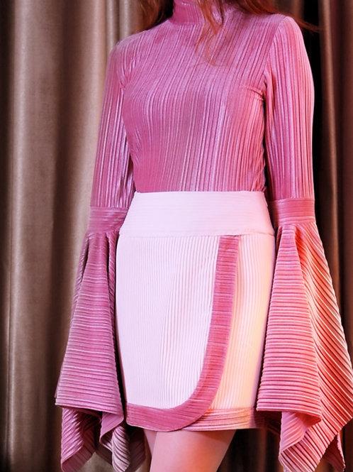 Pink Lulu Blouse