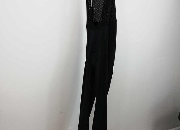 SPODNIE długie, nie ocieplane MĘSKIE rozmiar XS black