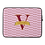 Thumbnail: Vinaro Laptop Sleeve Pink