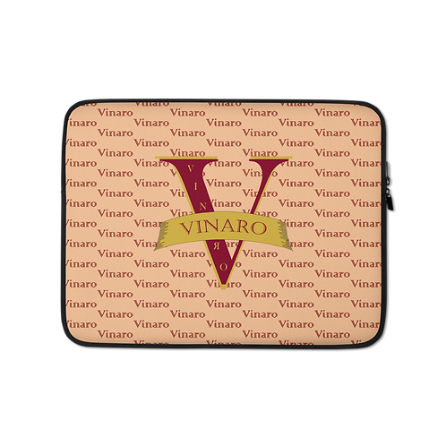 Vinaro Laptop Sleeve Nude
