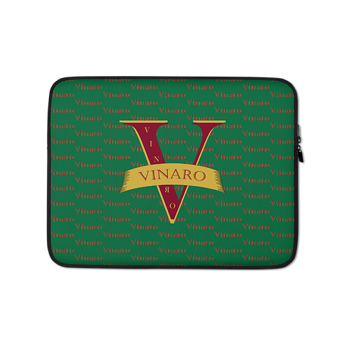 Vinaro Laptop Sleeve Green