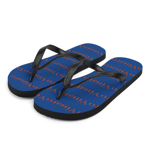 Vinaro Flip-Flops Blue