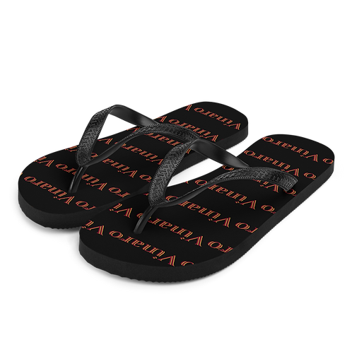 Vinaro Flip-Flops Black
