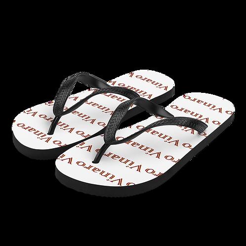 Vinaro Flip-Flops White