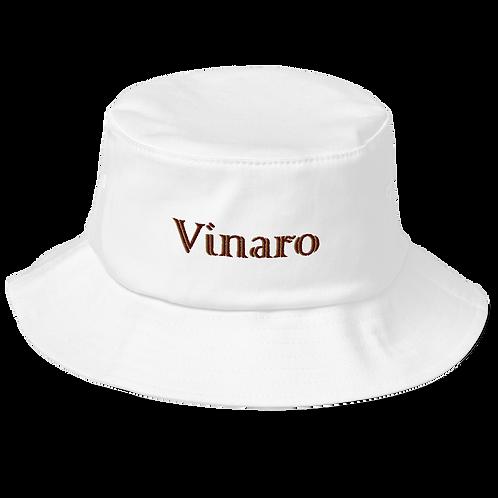 Vinaro Old School Bucket Hat