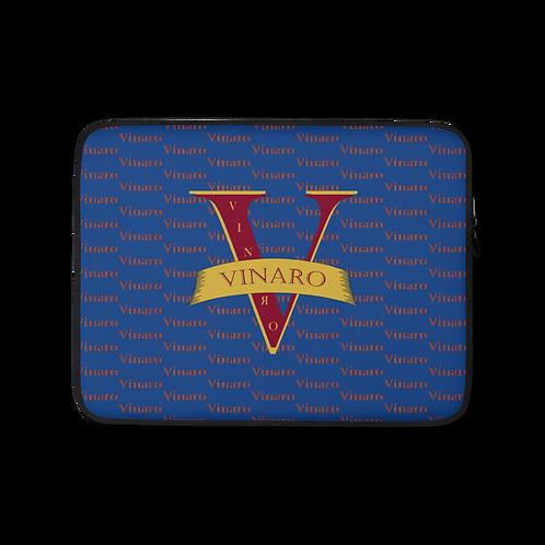 Vinaro Laptop Sleeve Blue