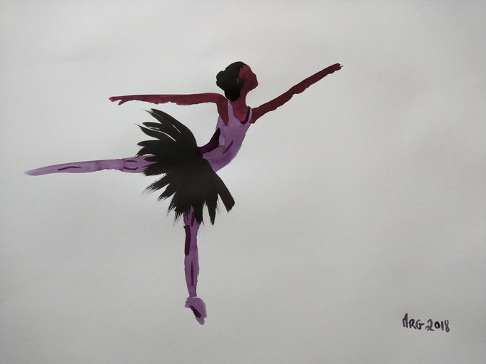 Encres dansantes 1