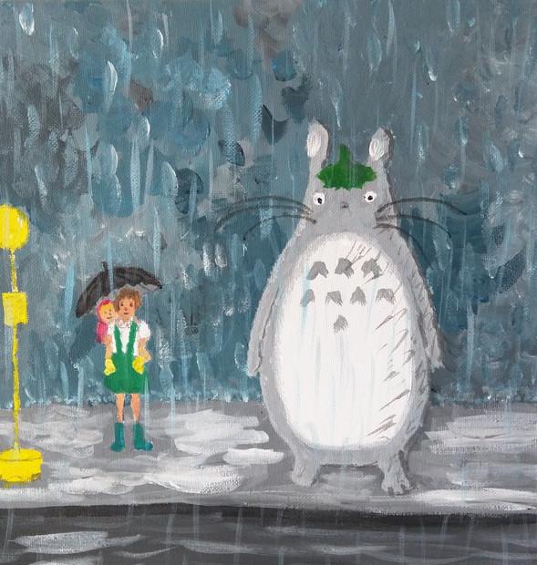 Inspiration studio Ghibli