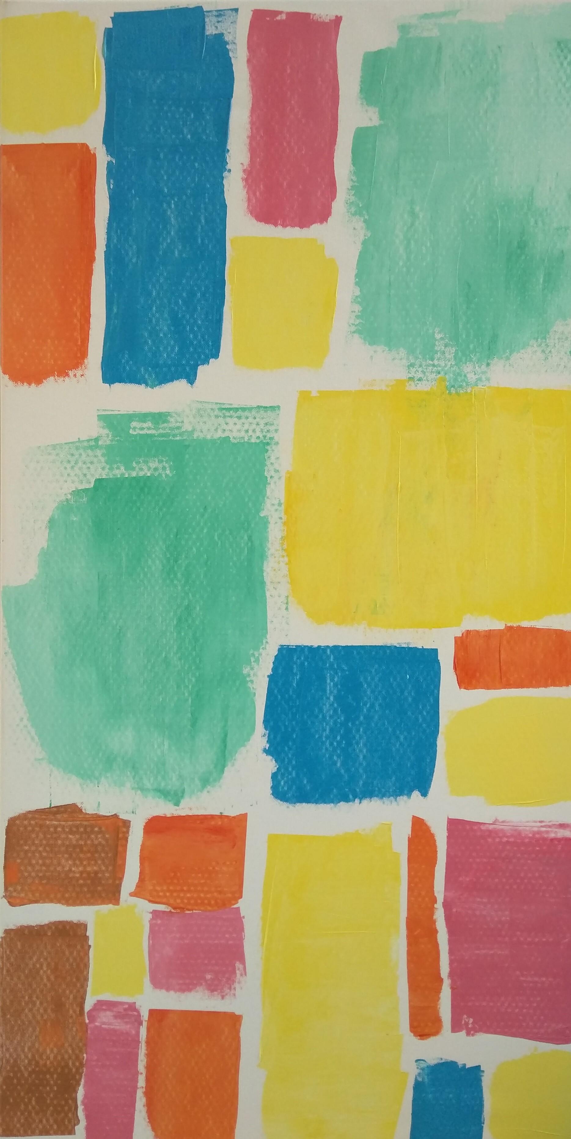 Série rectangles irréguliers