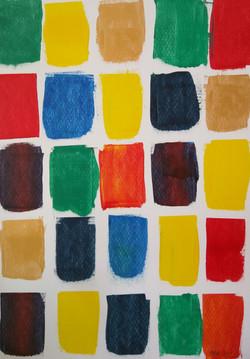 Série rectangles réguliers