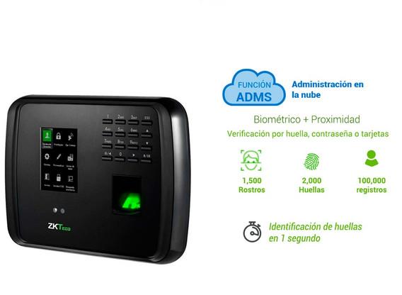 Biométrico Sin Contacto