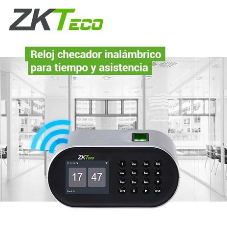 Reloj Checador ZKTeco.