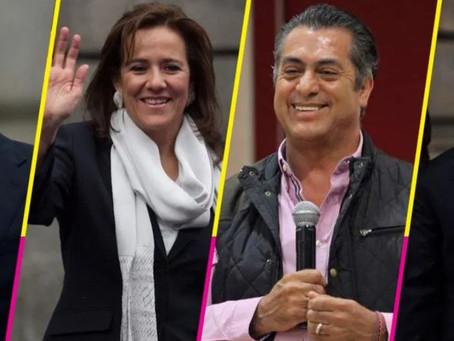 ¿Qué andan haciendo los excandidatos presidenciales a dos años de las elecciones?