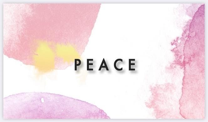 画像クリックで、Peaceのページへ。