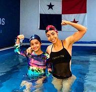 Aprende a nadar con nuestros coaches mun