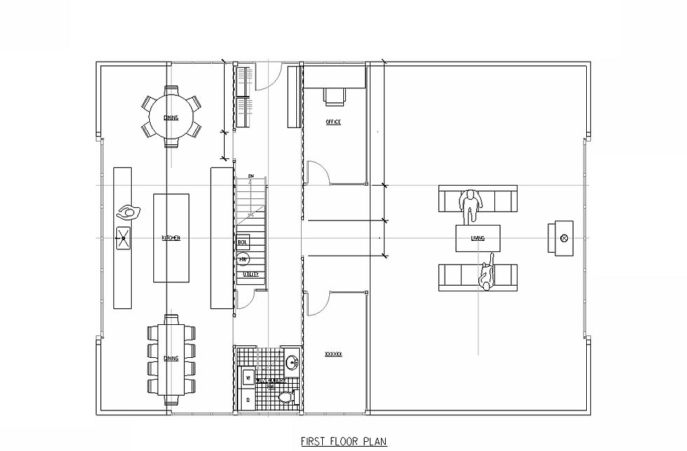 Industrial zombie shipping container architecture for Warehouse floor plan design