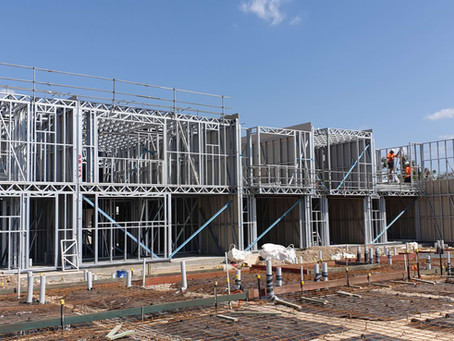 Steel Frame, Kit homes, Modular Homes and an Opportunity to End the Housing Shortage
