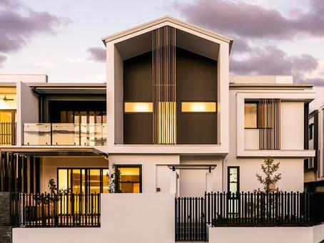 Luxury Townhouses in Brisbane,Australia