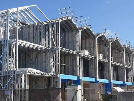 Global construction materials shortage causing delays for  home builders