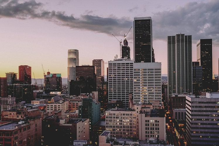 洛杉磯市中心
