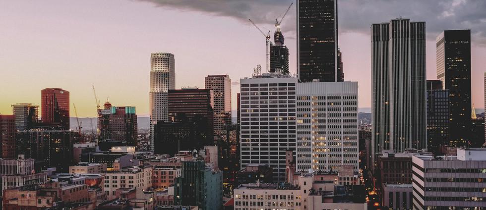Centro de Los Ángeles