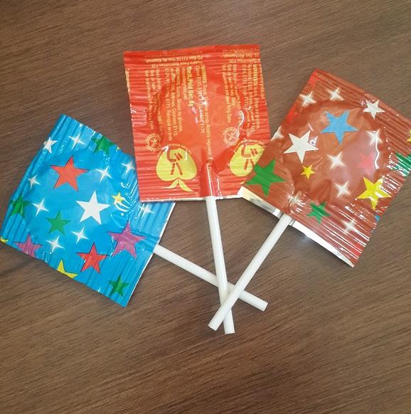 Star Loli Candy