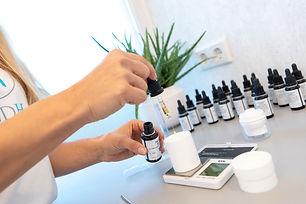 Gesundhaut-personalisierte Hautpflege..j