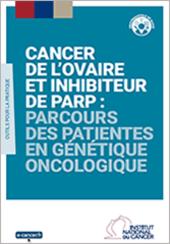 Faire bénéficier les femmes en récidive de cancer de l'ovaire chimio-sensible des inhibiteurs PA