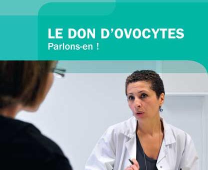 L'Agence de la Biomédecine appelle les gynécologues à relayer la campagne en faveur du don d'ovo