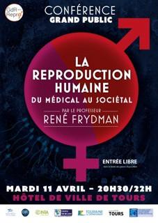 Une conférence de René Frydman le 11 avril 2017