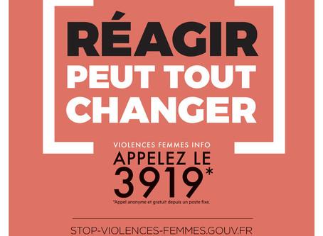 Violence femmes info: 3919