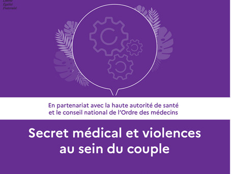 Secret médical et violences conjugales: tout comprendre