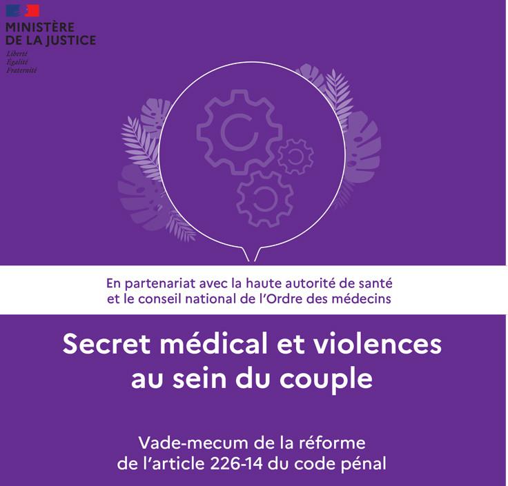 Vademecum derogation secret medical violences