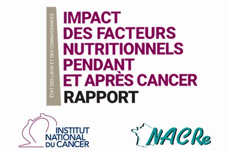 INCA: nutrition et sports après cancer